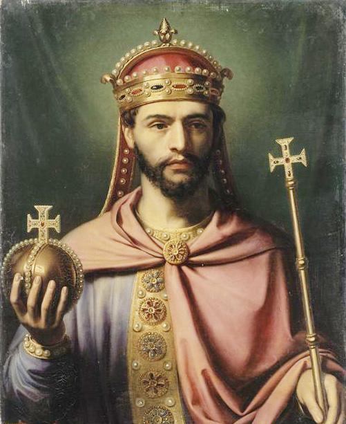 La littérature chrétienne au Moyen-Âge – Anglo-Saxonne – Allemagne – France (extraits et images) Louis-le-pieux