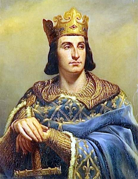 Avènement de Philippe II - Auguste