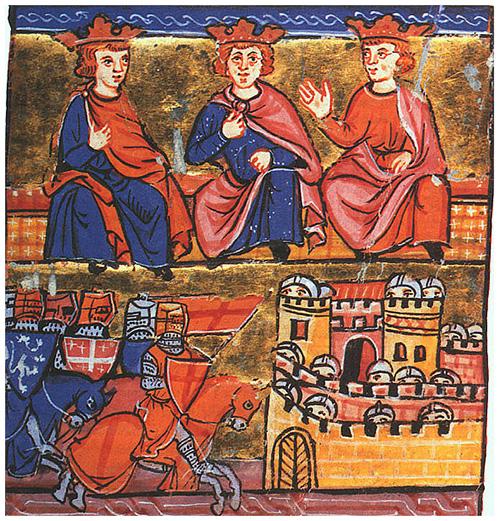 Louis 2nd crusade