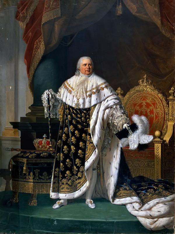 La première restauration - Histoire de France