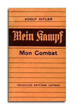 MEIN  KAMPF    ( MON COMBAT)