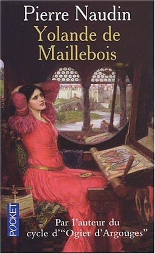 YOLANDE DE MAILLEBOIS