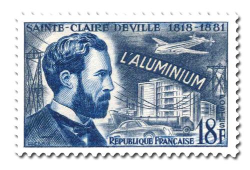 Sainte-Claire Deville (1818 - 1881)