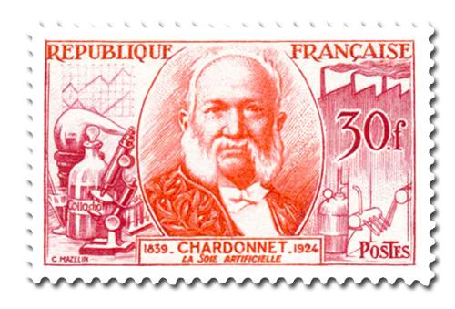 Comte de Chardonnet (1839 - 1924)