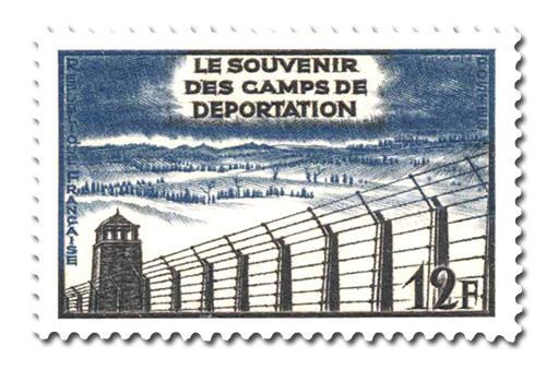 Libération des camps de déportation