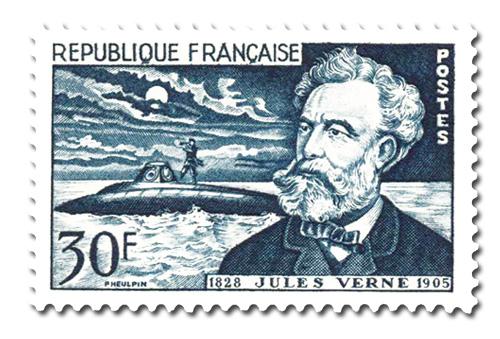 Jules Verne (1828 - 1905)