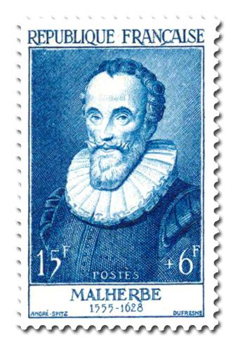 François de Malherbe (1555 - 1628)