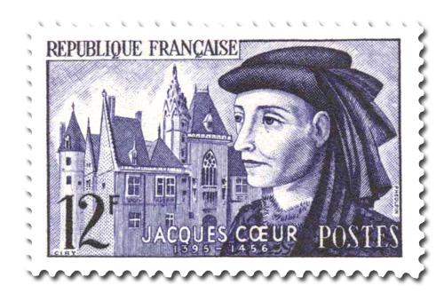 Jacques Coeur (1395 - 1456)