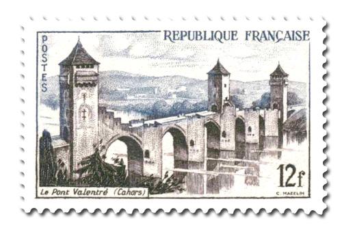 Pont de Valentré à Cahors