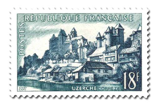 Uzerche  (Limousin)