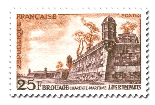Remparts de Brouage (Aunis)