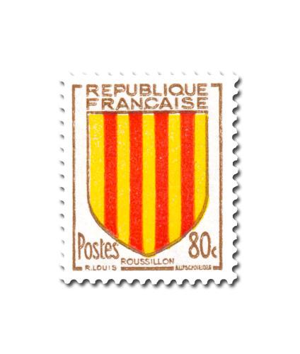 Roussillon (Armoiries)