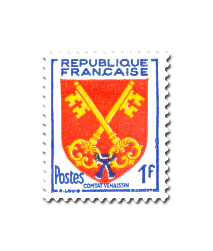 Comtat Venaissin (Armoiries)