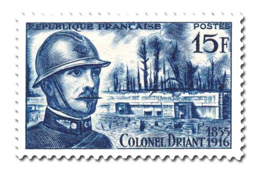 Colonel Driant (1855 - 1916)