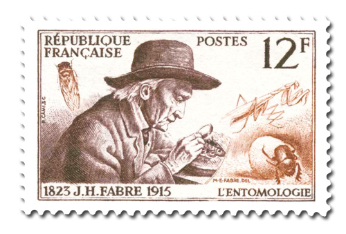 Jean-Henri Fabre (1825 - 1913)