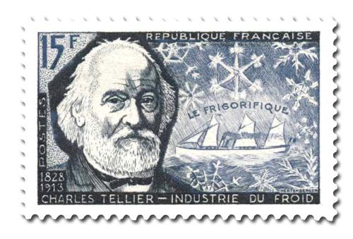 Charles Tellier (1828 - 1913)