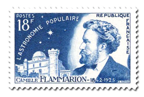 Camille Flammarion (1842 - 1925)