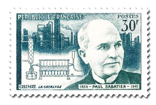 Paul Sabatier (1854 - 1941)