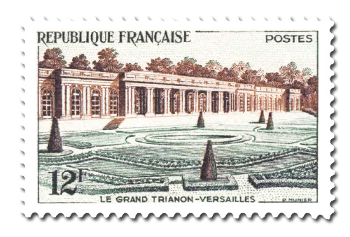 Grand Trianon à Versailles