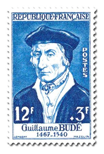 Guillaume Budé (1467 - 1540)