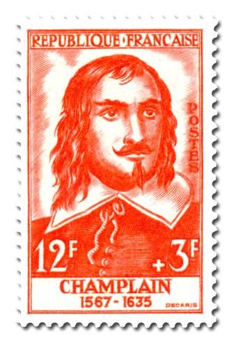 Samuel de Champlain (1567 - 1635)