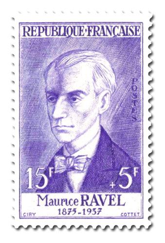 Maurice Ravel (1875 - 1937)