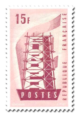 Série Europa 1956