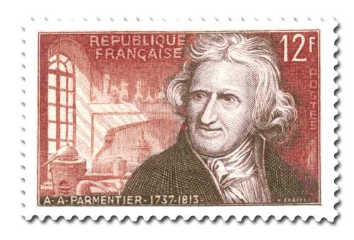Antoine-Augustin Parmentier (1737 - 1803)