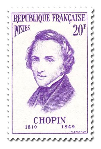 Frédéric Chopin (1810 - 1849)