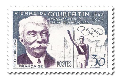 Pierre de Coubertin (1863 - 1937)