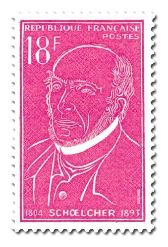 Victor Schoelcher (1804 - 1893)