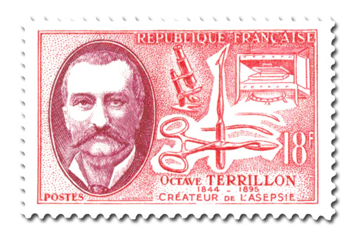 Octave Terrillon (1844 - 1895)