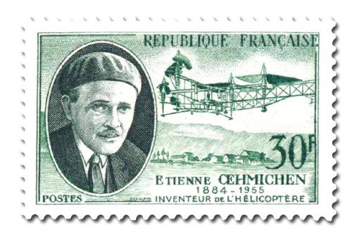 Etienne Oehmichen (1884 - 1955)