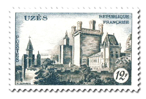 Château d'Uzès