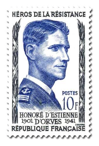 Honoré d'Estienne d'Orvès (1901 - 1941)