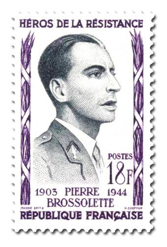 Pierre Brossolette (1903 - 1944)