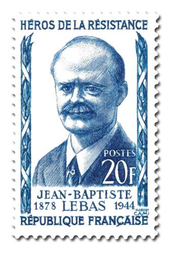 Jean-Baptiste Lebas (1878 - 1944)