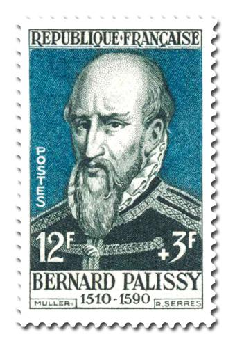 Bernard Palissy (1510 - 1590)