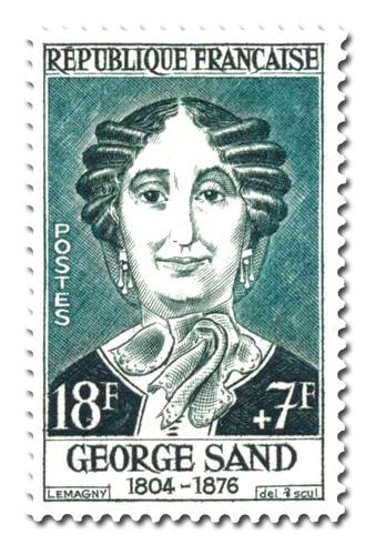 George Sand (1804 - 1876)