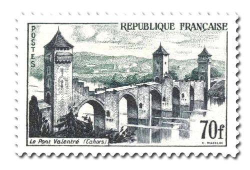 Le Pont Valentré  (Cahors)