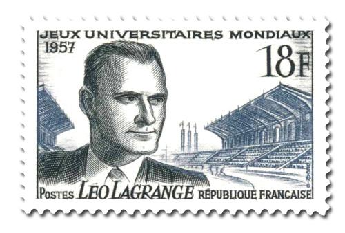 Jeux universitaires mondiaux à Paris