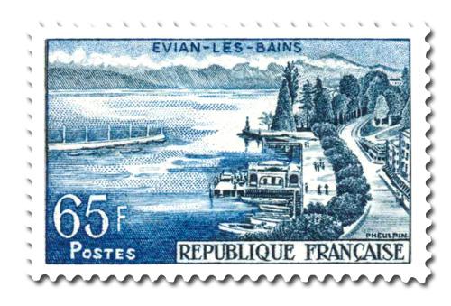 Evian-le-Bains