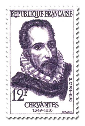 Miguel de Cervantès (1547 - 1616)
