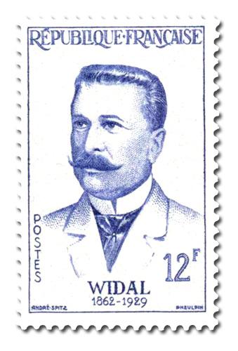 Fernand Widal (1862 - 1929)