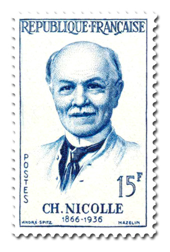 Charles Nicolle (1866 - 1936)