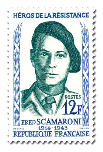Fred Scamaroni (1914 - 1943)