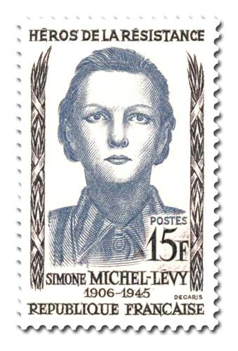 Simone Michel-Lévy (1906 - 1945)