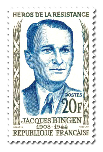 Jacques Bingen (1908 - 1944)