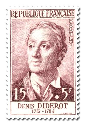 Denis Diderot (1713 - 1784)