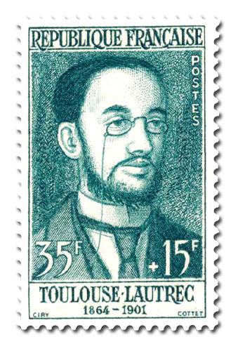 Toulouse-Lautrec (1864 - 1901)